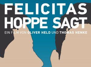 Felicitas Hoppe sagt