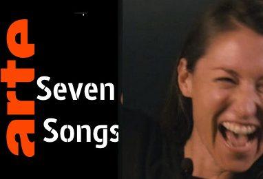 Die neue Staffel: Seven Songs laufen wieder bei arte! Sound Design und Mischung sind von mir.